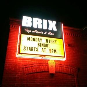 Monday Night Bingo